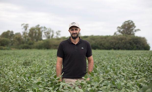 Con la elección de Tripzin, un herbicida residual preemergente, la soja cerró el surco sin necesidad de una segunda aplicación.
