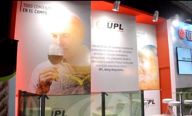 El 2015 fue la primera vez que UPL participó del Congreso Aapresid. Foto de archivo.