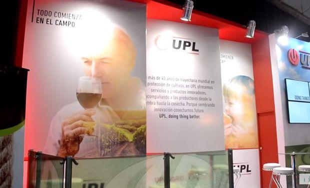 UPL ya estuvo presente en Aapresid y ahora sorprenderá en el Congreso Argentino de Malezas. Foto de archivo.