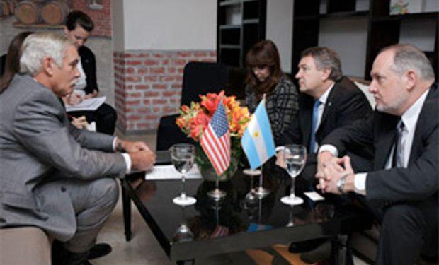 """Para el Usda en Argentina """"se está haciendo un gran trabajo"""" en el agro"""