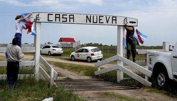 """La toma cobró relevancia en el Mercosur: rurales de la región piden """"respeto a la propiedad privada"""""""