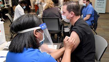 Segunda ola de Covid: transportistas reiteran el pedido de vacunas para choferes