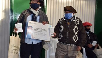 Covid: cómo avanza la vacunación de los trabajadores rurales