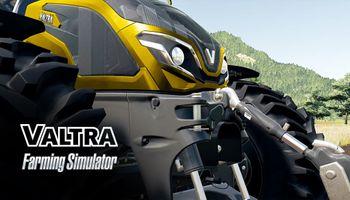 Valtra también se suma al campeonato de Farming Simulator