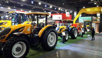 El grupo AGCO presentó sus novedades en La Rural