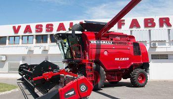 Vassalli enciende motores: el plan para recuperar terreno en el mercado de cosechadoras