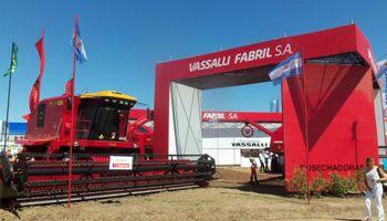 Acuerdo por la deuda de la fábrica de cosechadoras Vassalli