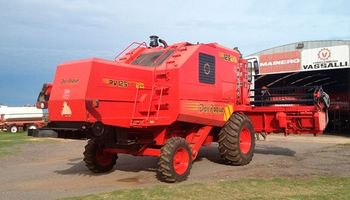 Vassalli volvió a producir maquinaria agrícola
