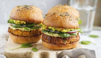 """""""El consumo de hamburguesas veganas subió un 35 % en el último año"""""""