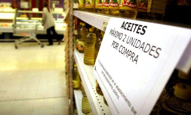 """Condicionar la venta de aceite """"es ilegal""""."""