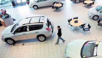 Moderado optimismo en el sector automotor