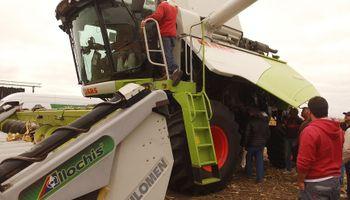 Creció un 126% la venta de cosechadoras en el segundo trimestre