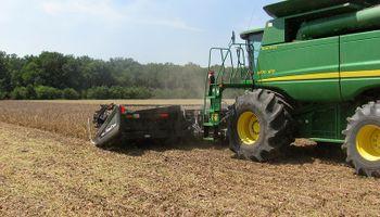Cayó al nivel más bajo en 5 años la venta de cosechadoras