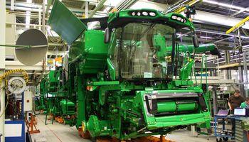 Venta de maquinaria agrícola se derrumbó 36% en lo que va del año
