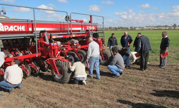 Venta de sembradoras es uno de los mejores indicadores para evaluar la evolución de la capacidad de pago de las empresas agrícolas.
