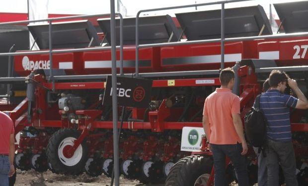 Córdoba: crecieron 31% las ventas de maquinaria agrícola durante 2016.