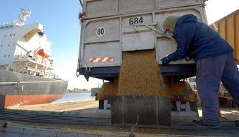 Se vendieron 1,35 millones de toneladas de soja en dos días