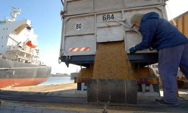 En soja, la demanda adquirió 26.917.200 toneladas.