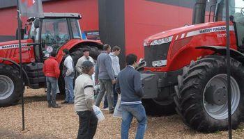 La venta de tractores registró una mejora del 117,9%