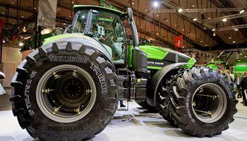 Por los granos, en Europa se venden menos tractores