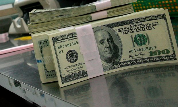 Dólar oficial avanzó $ 6,32