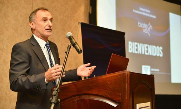 Jorge Winokur, Presidente de la empresa.