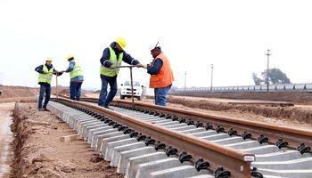 Avanzan obras para conectar el Belgrano Cargas con puertos del Gran Rosario