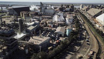 Accidente fatal en la planta de Vicentin en San Lorenzo