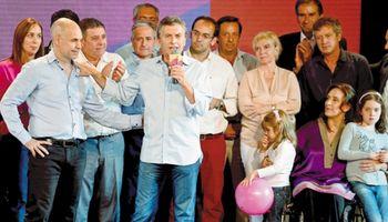 Contundente victoria del Pro en la Ciudad de Buenos Aires