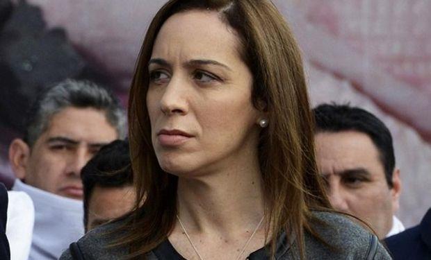 María Eugenia Vidal, gobernadora de Buenos Aires.