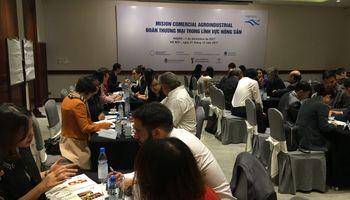 Argentina realizó una misión comercial exitosa en Vietnam