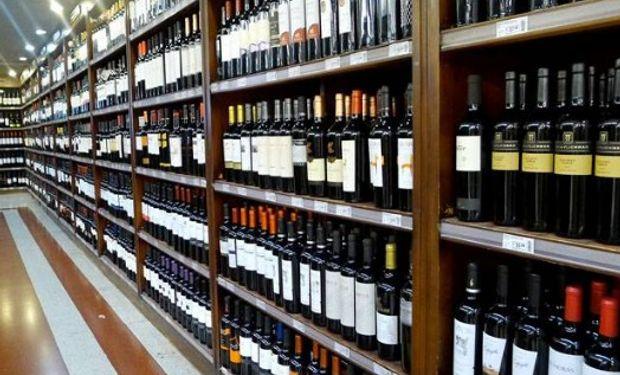 El consumo de vino argentino se redujo 10,35% en lo que va del año hasta julio.