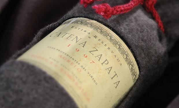 Los vinos argentinos más caros del mundo