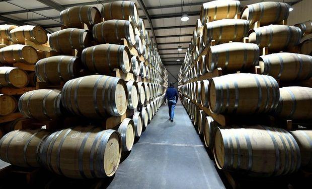 La producción en Francia retrocedió 19% este año.