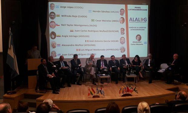 Se llevó a cabo en Buenos Aires la asamblea anual de la Asociación Latinoamericana de Logística (ALALOG).