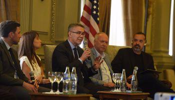 La BCR convocó a empresarios de Rosario y EEUU para promover inversiones
