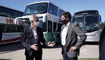 El Ministro de Transporte se reunió con Volvo Argentina para conocer los desarrollos en seguridad e innovación