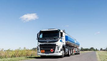 """Volvo firma acuerdo con YPF por lubricantes: """"Es el comienzo de una alianza con amplio potencial"""""""