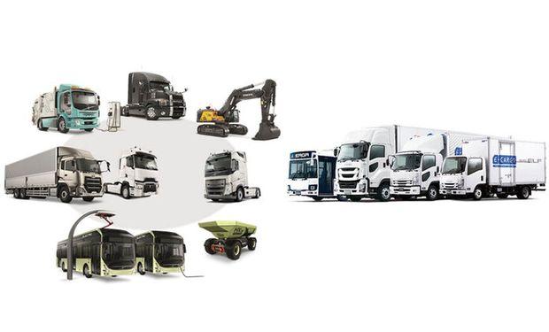 Acuerdo entre Volvo e Isuzu: los tres objetivos detrás de una alianza estratégica