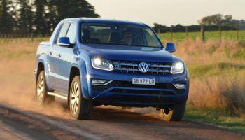 Amarok en cuotas a tasas subsidiadas y anuncio del nuevo motor V6