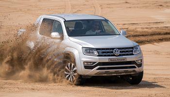 """Volkswagen se prepara para un """"Verano Amarok"""""""