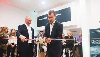 Volkswagen inauguró un nuevo concesionario oficial en Zarate