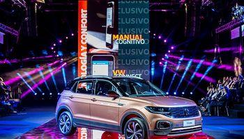 Volkswagen, líder de mercado por 16to año consecutivo en la Argentina