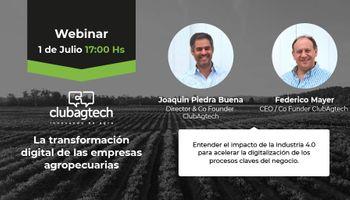 #AgrofyNewsWebinars: la transformación digital de las empresas agropecuarias
