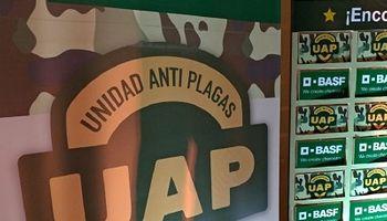 """BASF lanzó su """"Unidad Anti Plagas"""""""