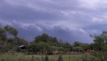 Prevén importantes lluvias desde el domingo