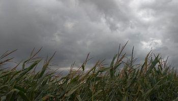 El SMN alertó por tormentas fuertes para la franja central del país