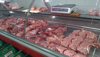 Leve baja en los precios de la carne vacuna