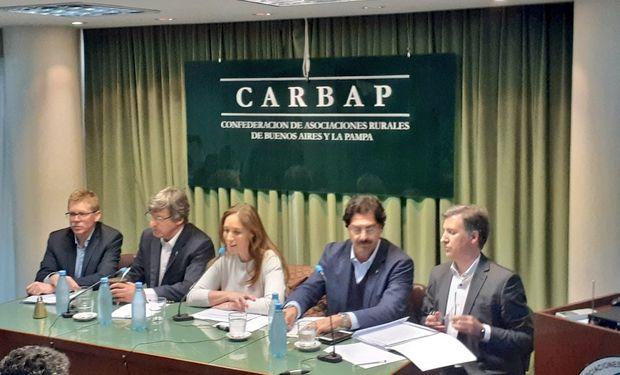 Vidal presentó sus propuestas de cara a las elecciones.