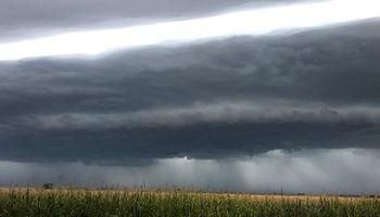 Ya rigen alertas por tormentas para la zona núcleo